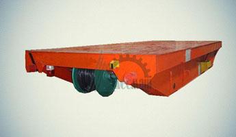 Телега рельсовая большегрузная ТРБ-20,0-2,0х5,0-600-1524