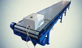 Конвейер пластинчатый большегрузный КПП-3,0-0,8х6,0-850-0-С-1