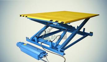 Ножничный гидравлический стол СПЭГ-2,0-0,9-1,3*0,8