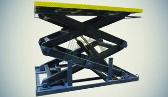 Ножничный гидравлический стол СПЭГ2-5,0-2,6-2,5*1,25