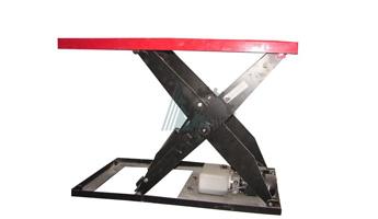 Гидравлический одноножничный подъемник СПЭГ-1,0-0,9-1,3*0,8