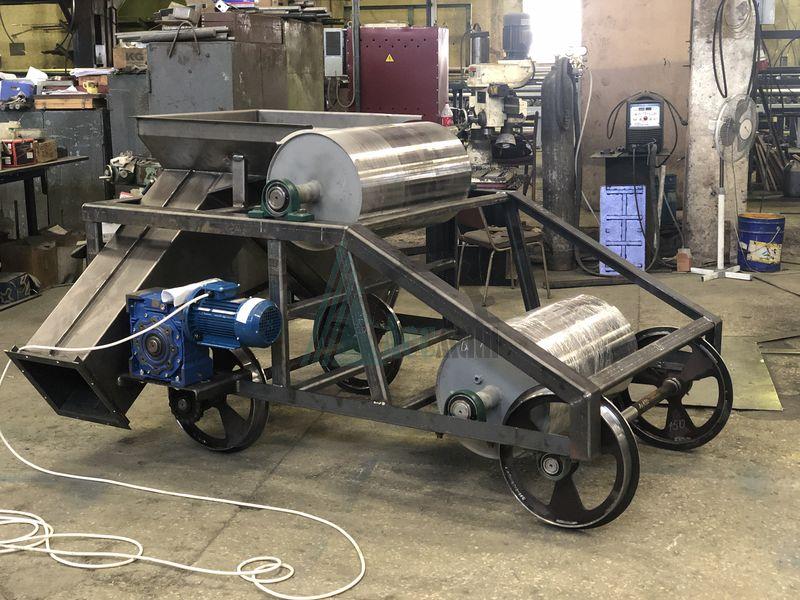 Сбрасывающая тележка ленточного конвейера цена двигатель транспортер т4 дизель 1 9