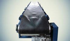 Конвейер ленточный желобчатый модель КЛЖ3-0,1-1,0х24,3-0-С-1