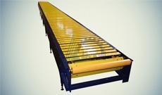 Конвейер пластинчатый КПП-1,0-0,5х10,0-500-0-С-1