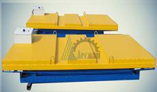 Гидравлическая подъемная платформа СПЭГ-4,0-0,7-3,8*1,8