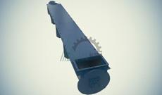 Конвейер винтовой шнековый желобчатый КШЖ-30-2200-300-5-0-1