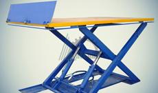 Ножничный гидравлический подъемный стол СПЭГ-2,0-1,5-2,0*1,5