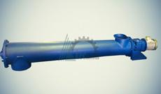 Конвейер винтовой шнековый трубчатый КШТ-20-2700-200-4-0-1