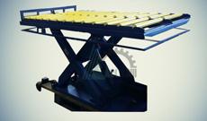 Гидравлическая подъемная платформа СПЭГр-1,0-0,9-2,0*1,0