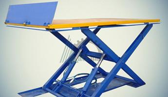 Ножничный гидравлический стол СПЭГ-2,0-1,5-2,0*1,5