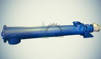 Конвейер винтовой шнековый трубчатый КШТ-20-1500-200-4-0-1