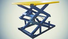 Ножничный гидравлический стол СПЭГ2-1,0-1,0-1,3*1,0