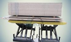 Ножничный гидравлический подъемный стол СПЭГx2-6,0-1,1-2,7*1,9
